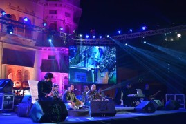 Rahat Fateh Ali Khan Performing at the Annual Day Event - Jubilee Life Insurance