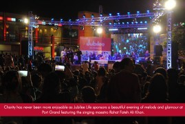 Rahat Fateh Ali Khan - Annual Day - Jubilee Life Insurance