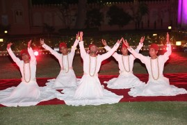 Turkish Spiritual Dance Performance - Corporate Dinner | Jubilee Life Insurance