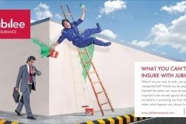 Insure with Jubilee - Print Ad - Jubilee Life Insurance