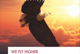 Eagle jubilee Fly higher