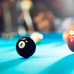eight ball game picture