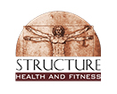 structure health and fitness logo