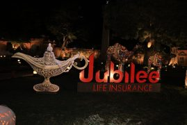 Jubilee Life insurance poster