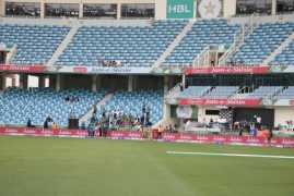 PSL match pictures jubilee