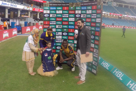 PSL post ceremony picture jubilee